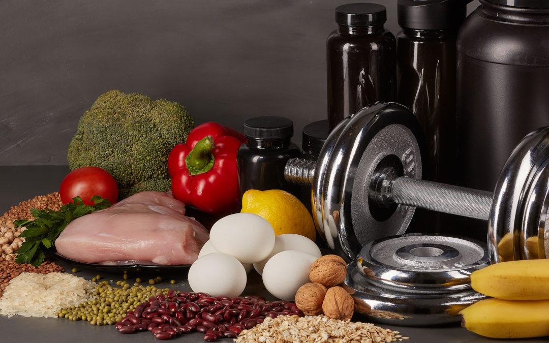 Schon gewusst? Eine gesunde Ernährung hilft, den Heilungsprozess zu beschleunigen